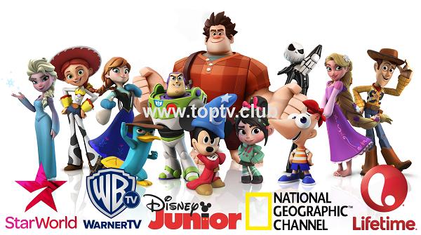 Promo khusus Lebaran Top TV bulan Juli 2015.