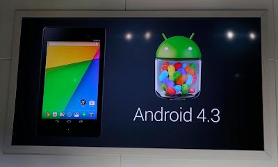 Android 4.3 - Jellybean