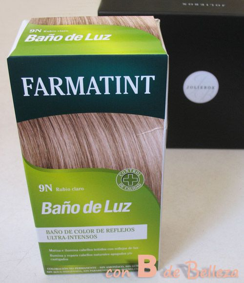 Baño de color Farmatint