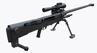 Heckler & Koch HK WSG2000 anti material rifle