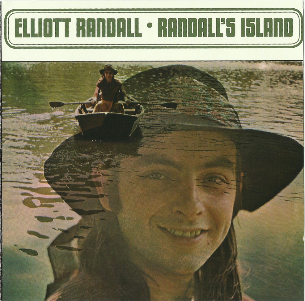 Elliott Randall - Randall's Island (1970 us, fantastic rock vibes blended with experimental jazzy blues funky beats, from the Steely Dan fame, 2011 J 'n' S edition)