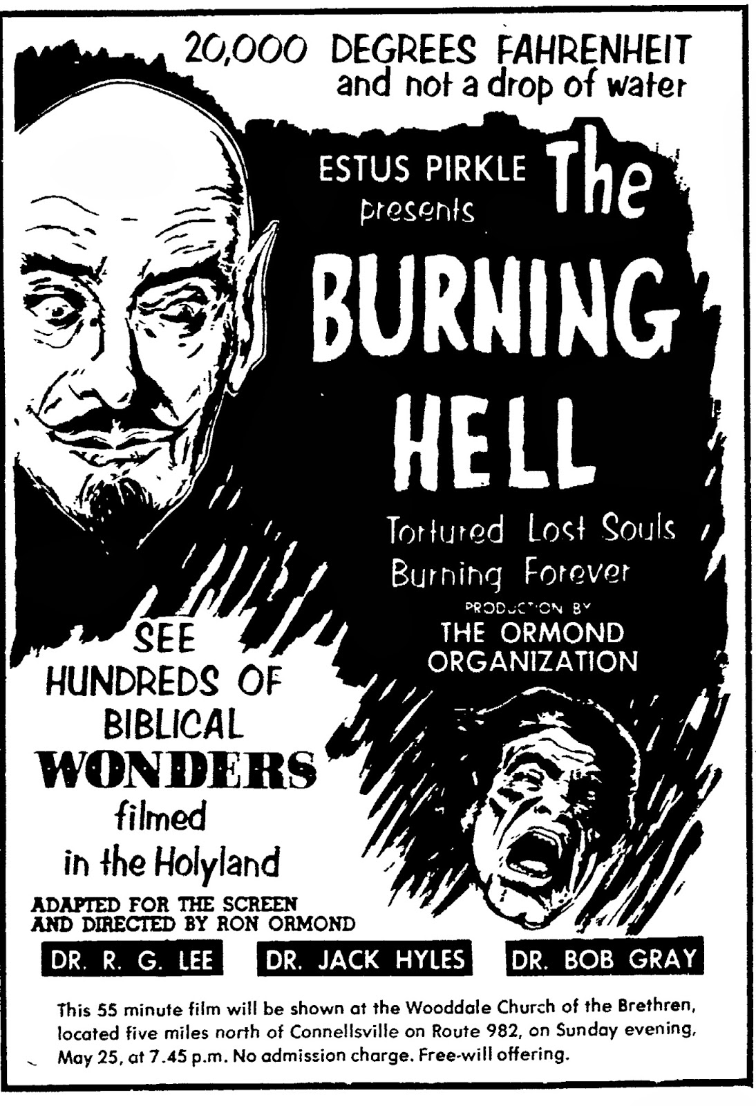 the burning hell 1974 movie