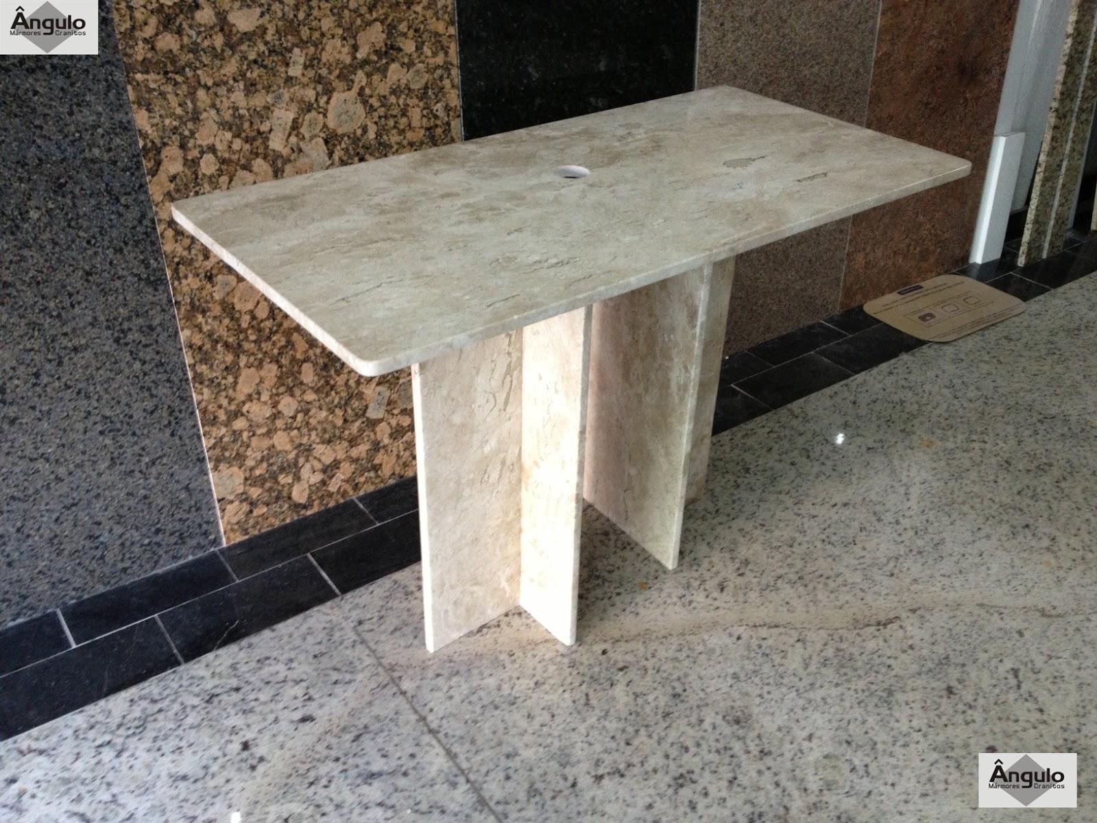Ngulo m rmores e granitos mesas e bases - Mesa de granito ...