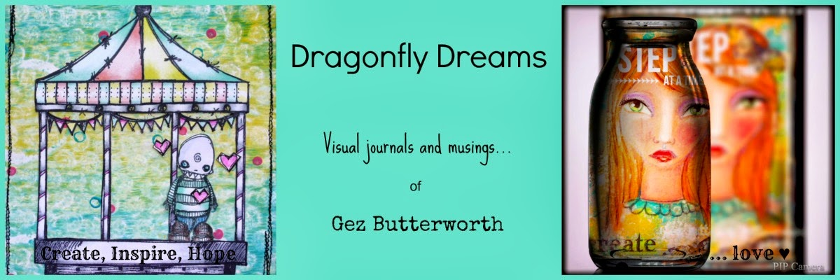Dragonfly Dreams...