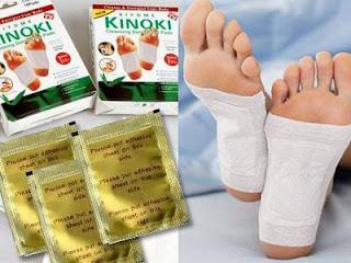 Kinoki Gold Detox Murah dan Asli
