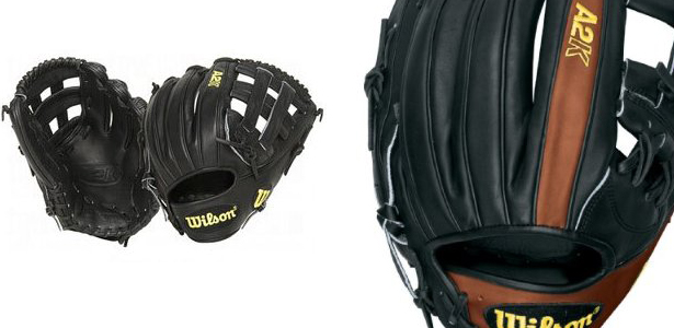 wilson customize baseball gloves
