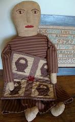 Effie & her quilt