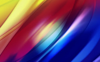Abstract Aura Colors HD Wallpaper