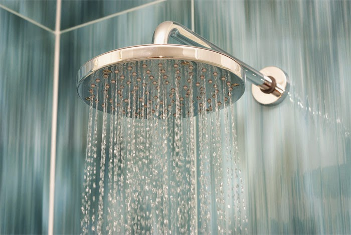 Hot Shower bath Dangerous