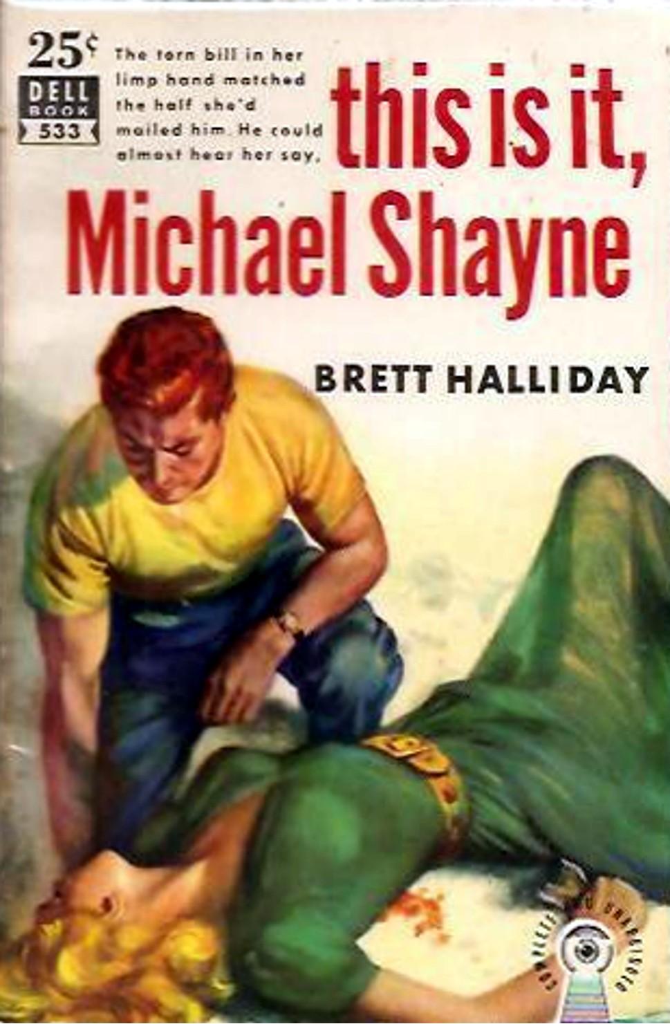 Rough edges forgotten books this is it michael shayne brett friday december 21 2012 fandeluxe Document