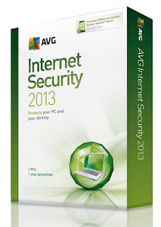 AVG Internet Security 2013 13.0 Build 3336a6294  Full Patch, Serial Key, Crack Free Download