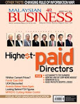 LIST OF HIGHEST PAID DIRECTORS IN MALAYSIAN BUSINESS