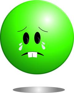 Sad Crying Faces Carto...