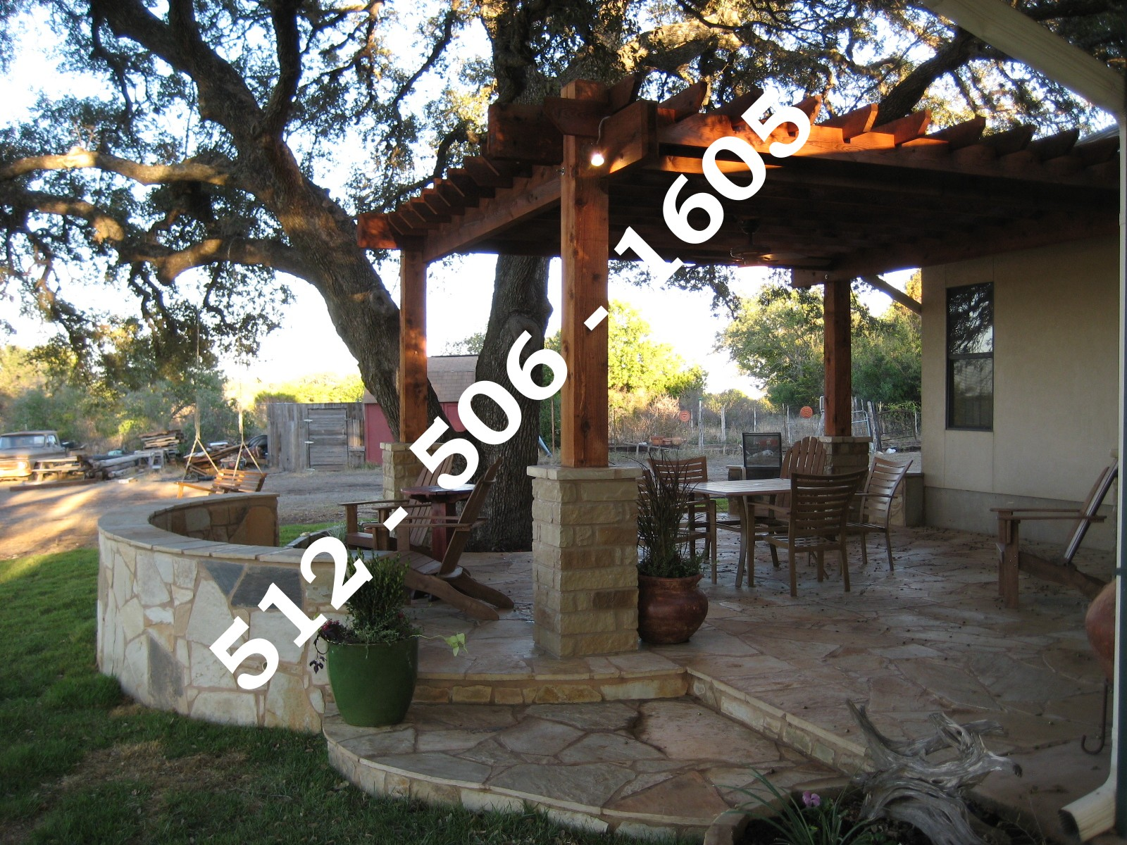 Kevin Ellner Austin Based Landscape Designer And Custom Stone Work