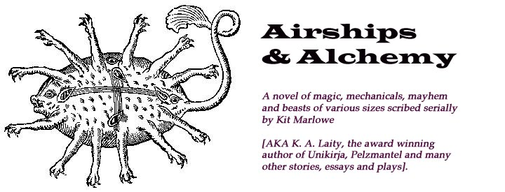 Airships and Alchemy