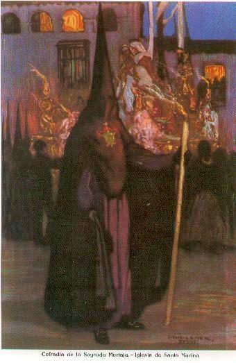 Nazarenos de Hohenleiter - Sagrada Mortaja