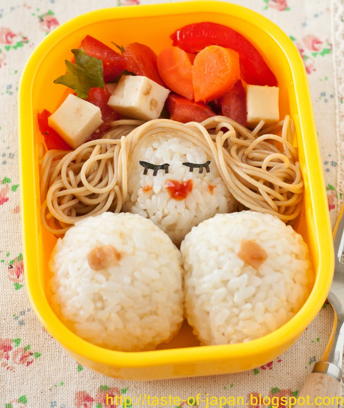 Spice Up Your Life With A Taste Of Japan Sexy Bento