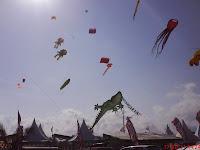 Pangandaran Kite Festival