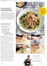 "Sono sul numero di Gennaio 2013 di ""La Cucina Italiana"""