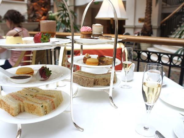 glutenfreier 'Afternoon Tea' in London