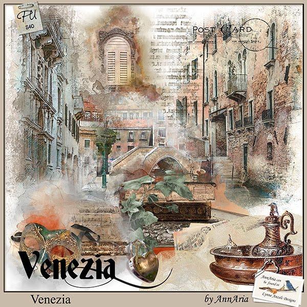 AnnAria - Venezia