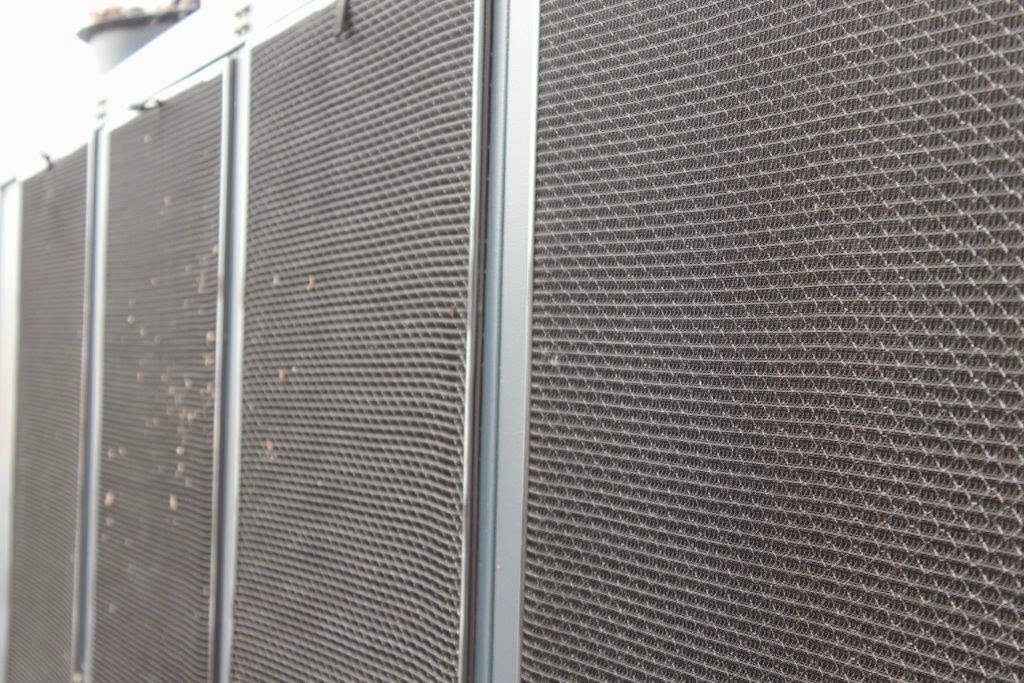 Protect your coil easily with an air intake screen