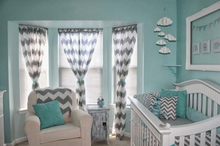 O Sapo e a Princesa 10 quartos fofos para bebês meninos