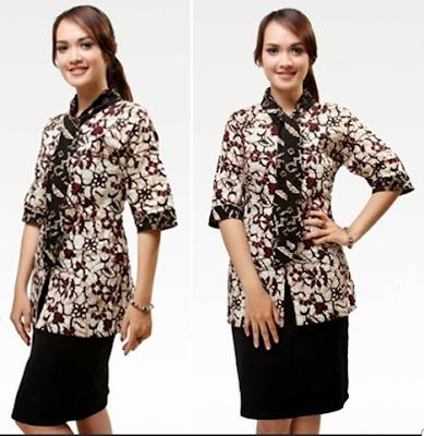 Model Baju Pramugari Terbaru 2016 yang Stylish dan Elegan