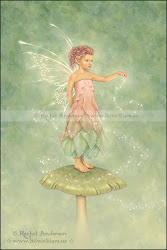 enter to her fairy fantasy!