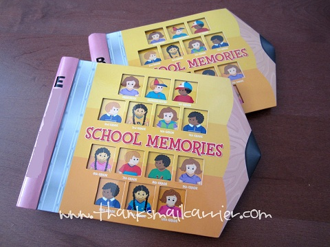 school memory books