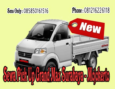 Sewa Pick Up Grand Max Surabaya - Mojokerto
