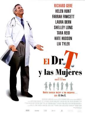 Poster Dr.T Y Las Mujeres