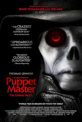 Puppet Master The Littlest Reich 2018 DVD R1 NTSC Sub