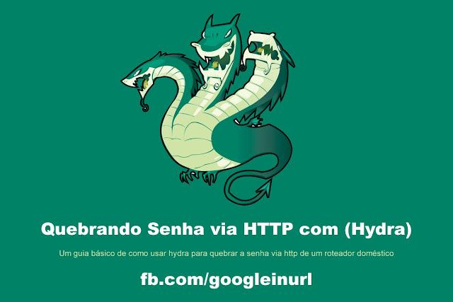 Criado por van Hauser para testes no Linux, THC-Hydra é um cracker de senhas de rede rapído e flexilvel. Utilizando um metódo capaz de quebrar senhas em segundos considerando seu processador e o tamanho da senha. THC-Hydra pode ser usado em modo de texto, mas há também uma interface grafica disponível. O THC-Hydra está disponível para Linux (tar ball), Windows via Cygwin e outros.