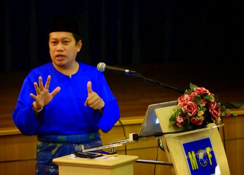 Rosmah tidak dapat sesen pun duit Permata kata Ahmad Maslan