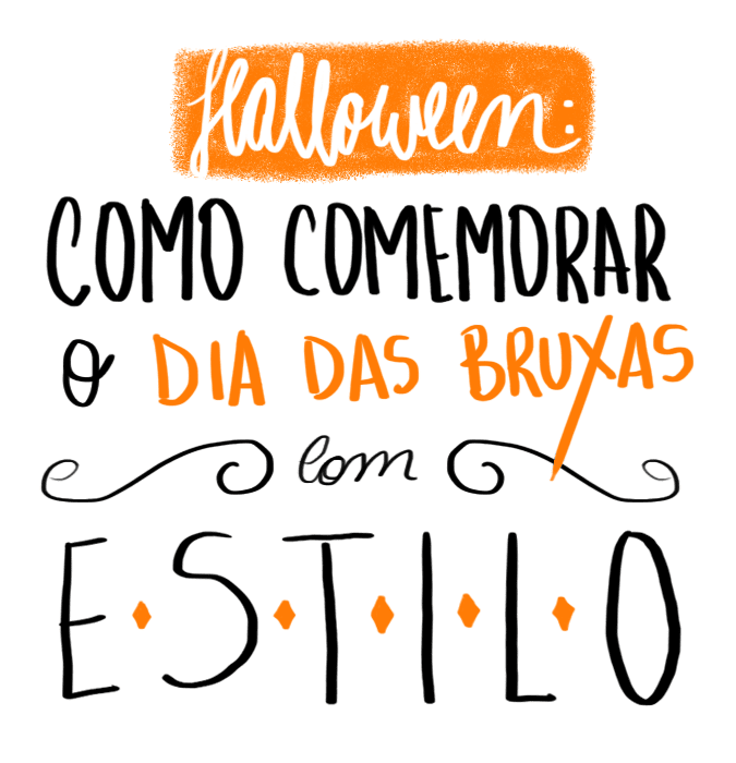 Halloween: Como comemorar o Dia das Bruxas com estilo