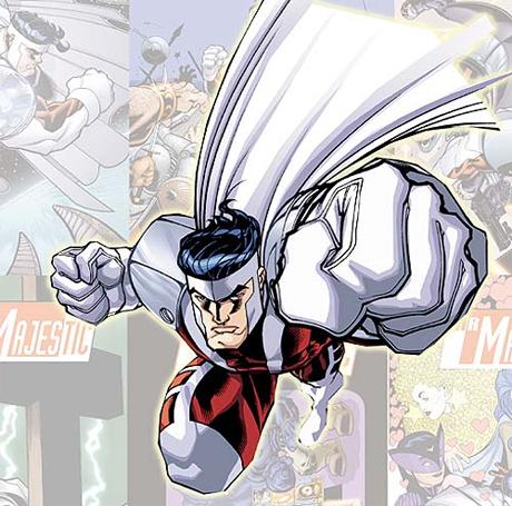Mr. Majestic - 15 Clónicos de Superman en el mundo del cómic