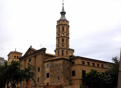 San Juan de los Panetes. Zaragoza