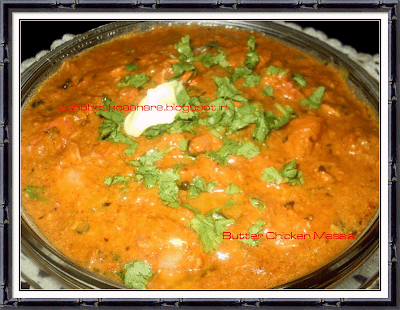 how to cook butter chicken indian style