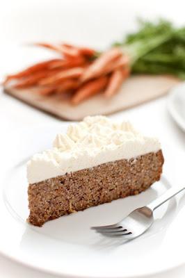 Korenčkova torta - Carrot cake