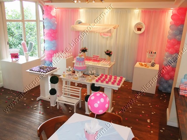 decoracao aniversario infantil provencal porto alegre