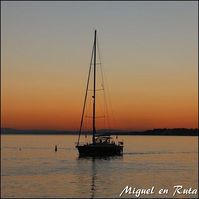 Málaga-puesta-de-sol