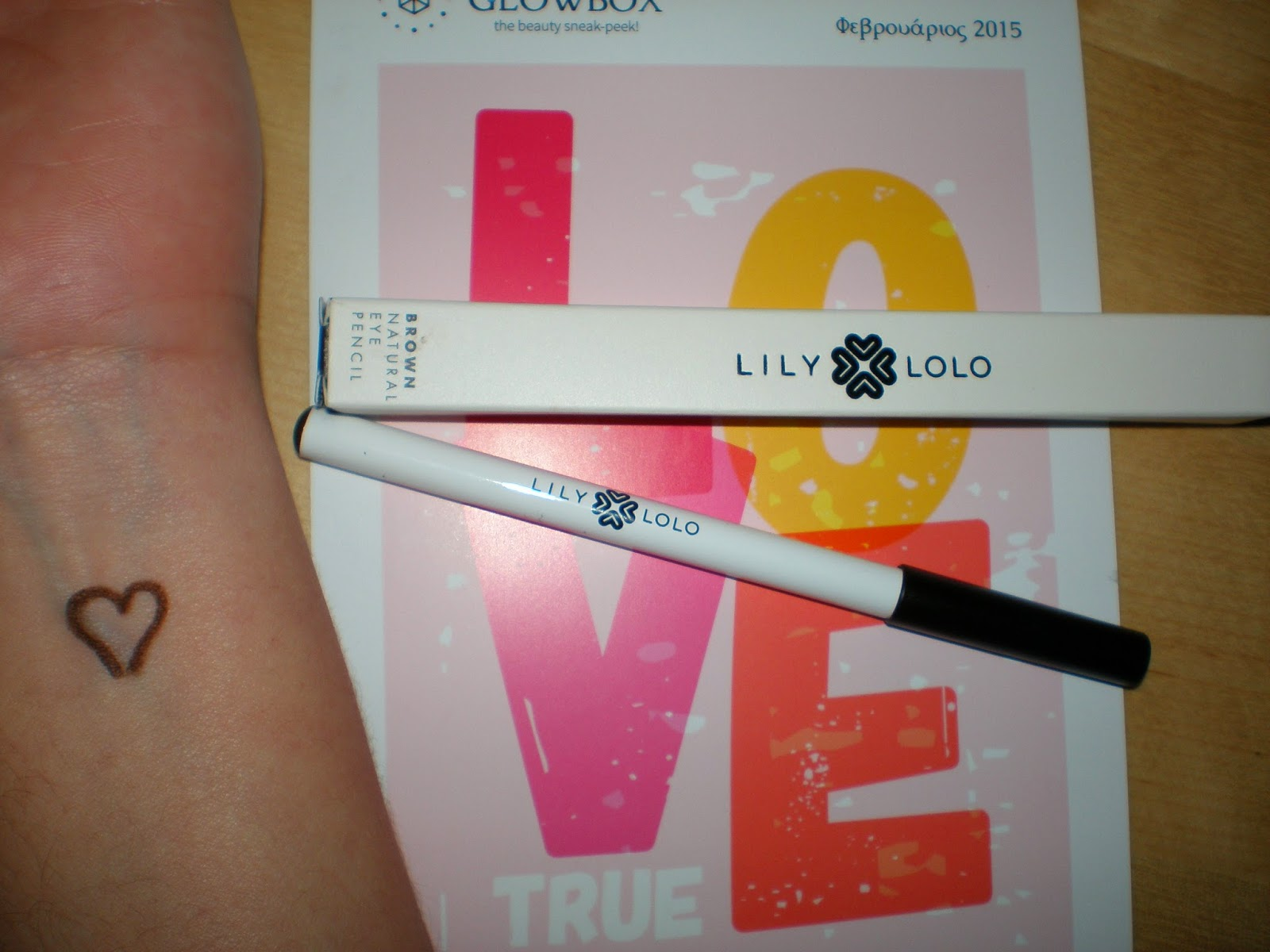 Lily Lolo Natural Eye Pencil Brown