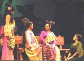 Artikel Teater Modern Indonesia