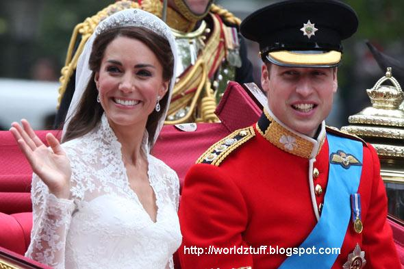 Prince William and Kate Middleton Honeymoon to the Seychelles?