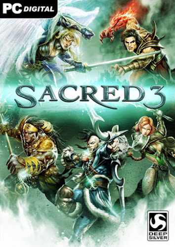 Sacred 3 Gold - (PC) Torrent