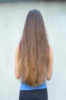 Aktualizacja włosów SIERPIEŃ 2013
