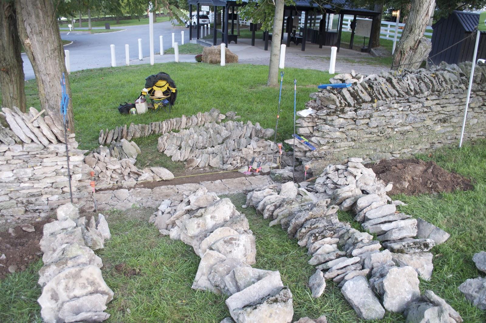 Nist Stone Test Wall : Rockin walls journeyman testing dsc ky