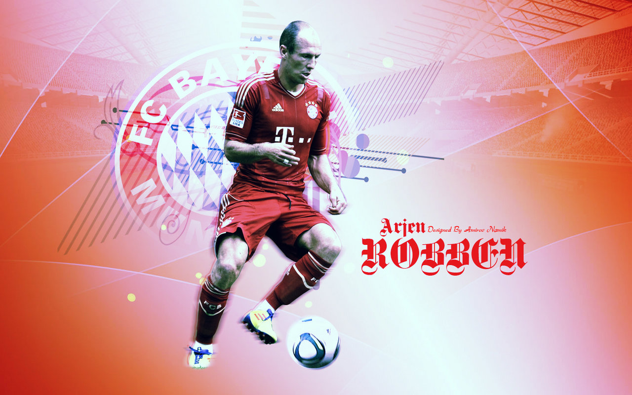 Arjen robben hd wallpapers 2012 its all about wallpapers arjen robben hd wallpaper voltagebd Gallery