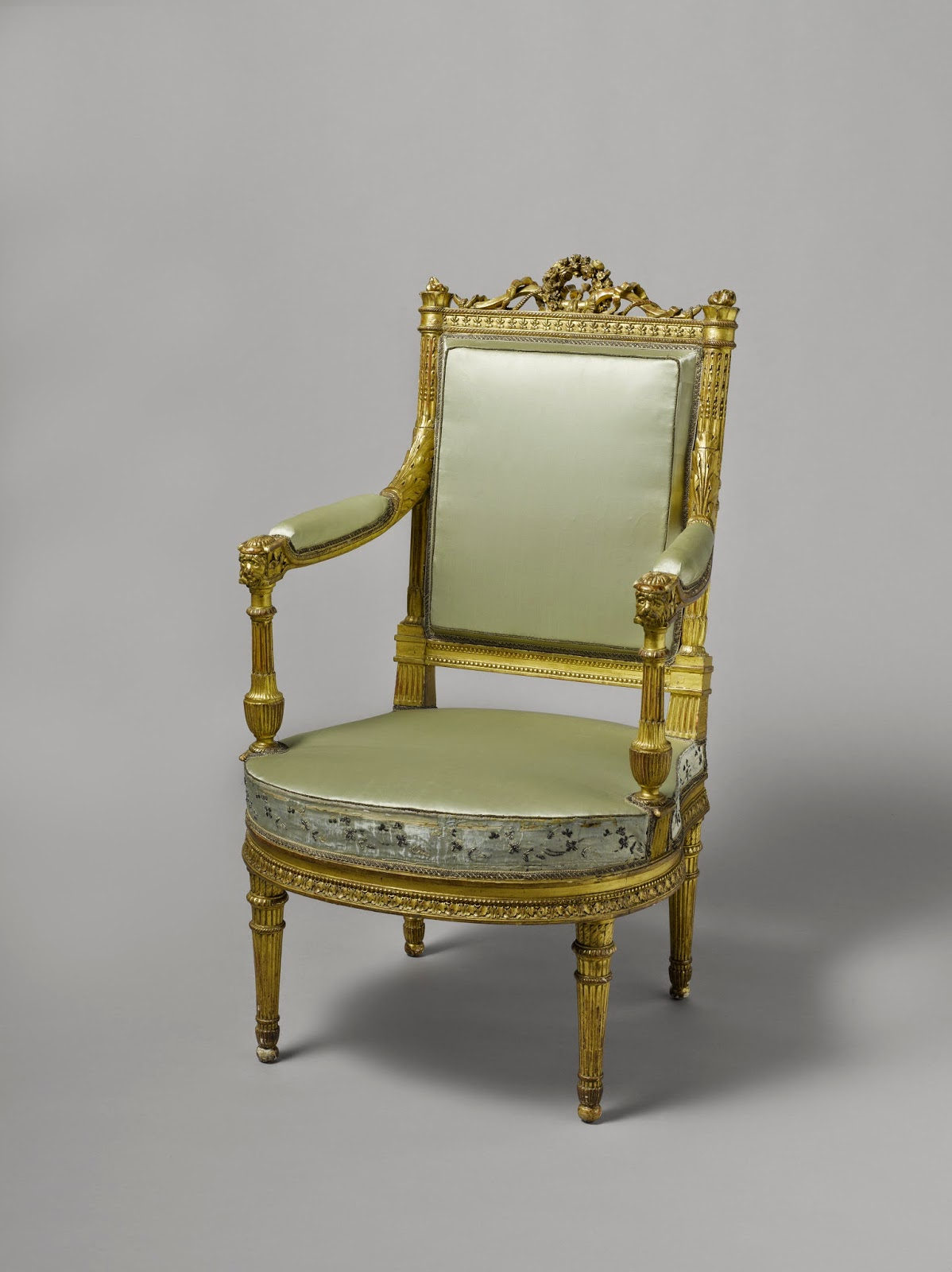 Pair of armchairs, Georges Jacob, c. 1787
